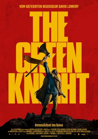 The Green Knight - 2020 Filmposter