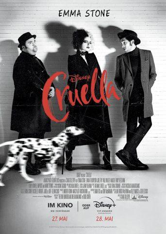 Cruella-Plakat