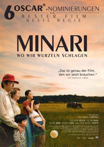 Minari-Plakat
