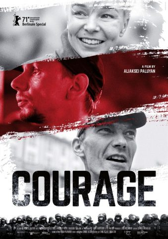 Courage - 2021 poster