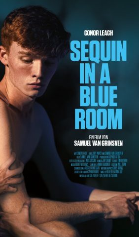 Sequin In A Blue Room - 2021 poster