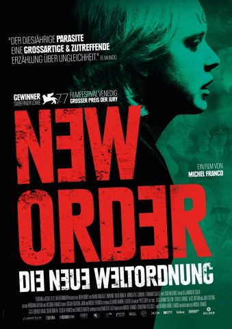 New Order - 2021 poster