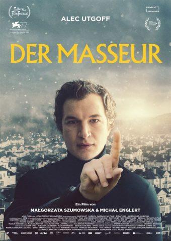 Der Masseur - 2021 poster