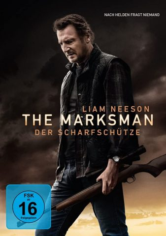 The Marksman - 2021 poster