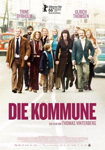 Die Kommune - 2016 poster