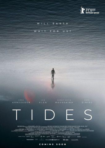 Tides - 2021 poster