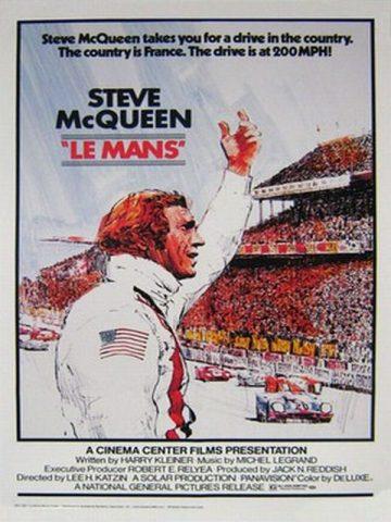 Le Mans - 1971 poster