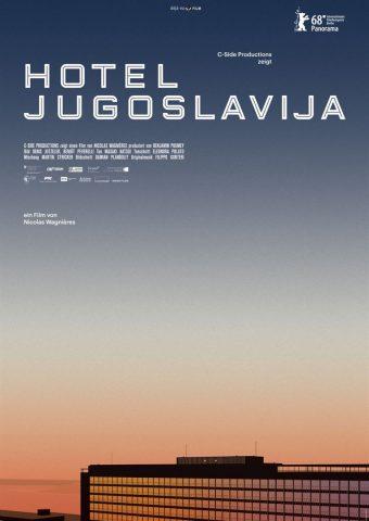 Hotel Jugoslavija - 2019 poster
