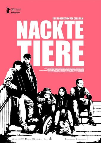 Nackte Tiere - 2020 poster