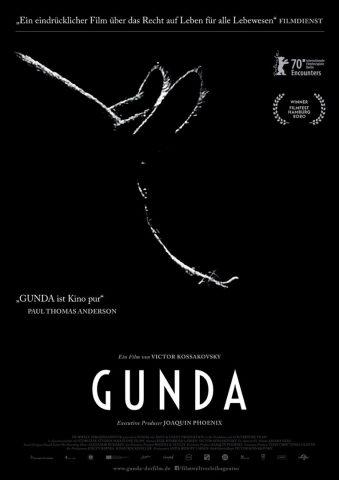 Gunda - 2021 poster