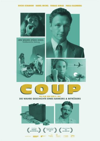 Coup - 2021 poster