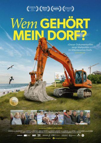 Wem gehört mein Dorf - 2021 poster