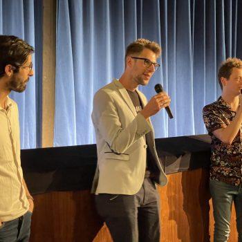 Gasmann - 2021 Premiere im Bambi