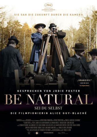 be natural - 2019 poster