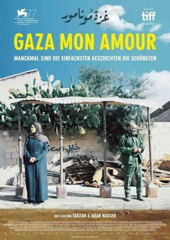 Gaza mon amour – 2020 Filmposter