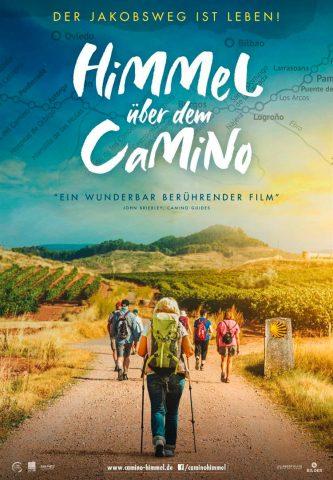 Himmel über dem Camino - 2019 Poster