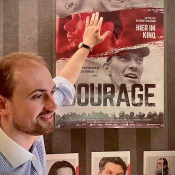 Courage - Premiere im Bambi 2021