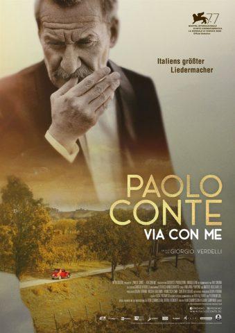 Paolo Conte - 2021 poster