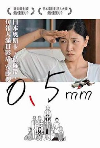 0,5mm - 2014 poster