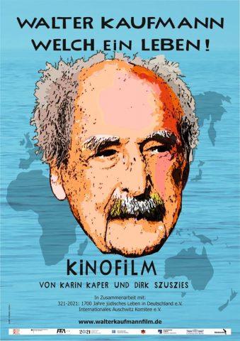 Walter Kaufmann - 2021 poster