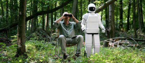 Robot & Frank - 2012