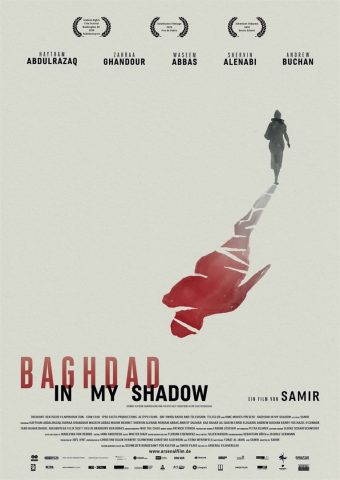 Bagdad in my shadow -2021 poster
