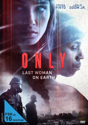 Only – Last Woman on Earth - 2019 poster