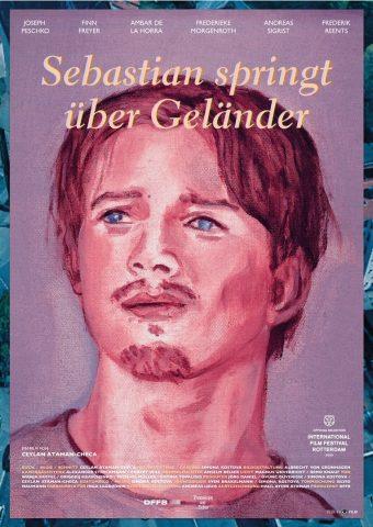 Sebastian springt über Geländer - 2020 poster