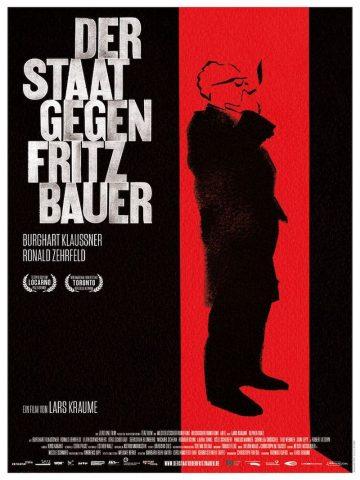 Der Staat gegen Fritz Bauer - 2015 poster