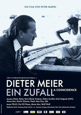 Dieter Meier - 2021 poster