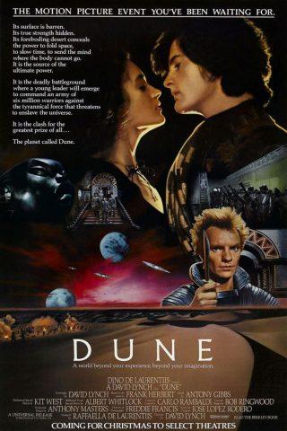 Dune - 1984 poster