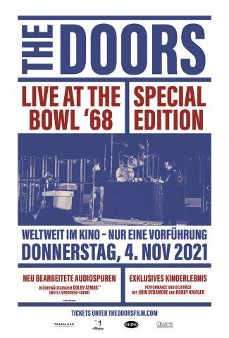 The Doors - 2021 poster