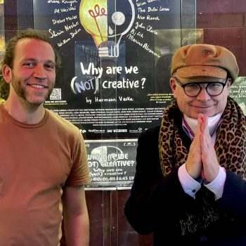 Why are we (not) creative? Premiere im Bambi 2021