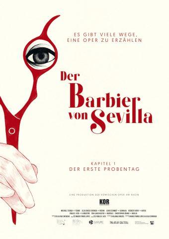 Der Barbier von Sevilla - 2021 poster