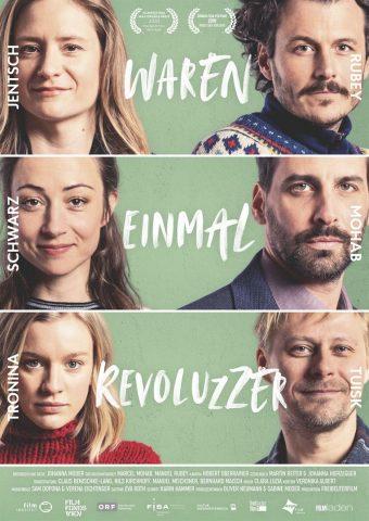 Waren einmal Revoluzzer - 2019 Filmposter