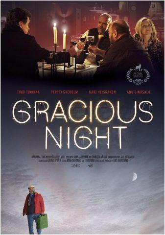 Gracious Nights - 2021 poster