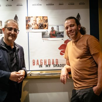 Baghdad in my Shadow - 2021 Premiere