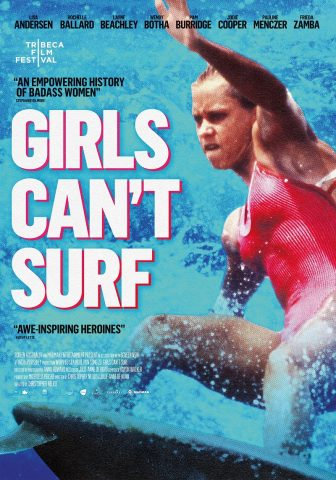 Girls cant surf - 2021 poster
