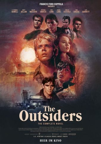 The Outsider - 1983 - Poster