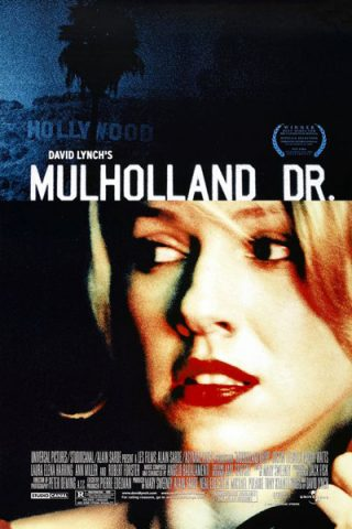 mulholland drive - 2001 - Poster